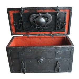 Coffre-fort mobile dit « de Nuremberg »