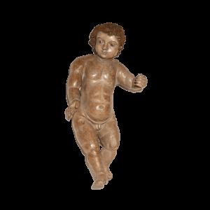 Sculpture Jésus enfant