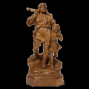 Grande statue de Guillaume Tell