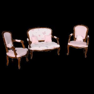 Salon miniature (travail de maîtrise)