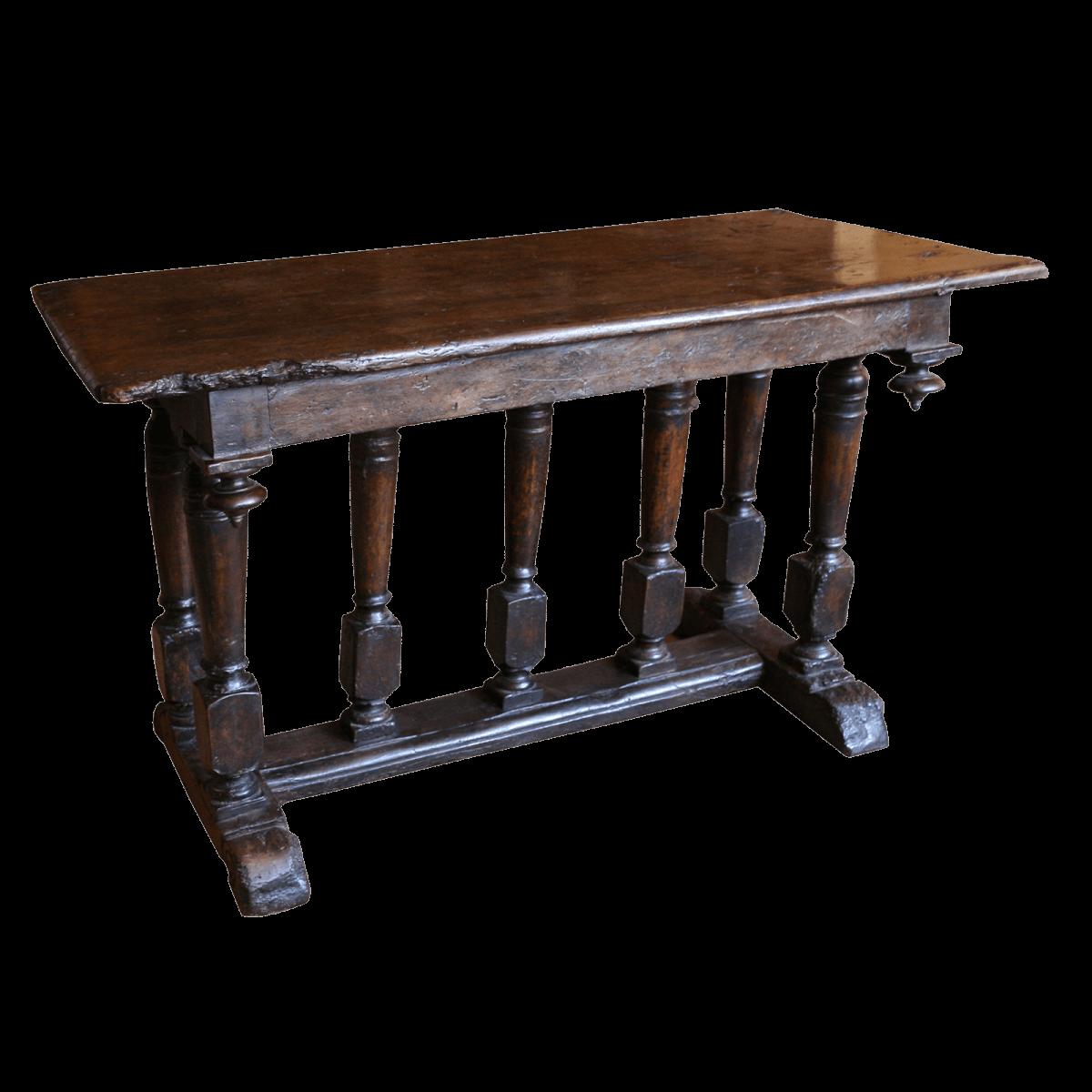 Rare table Henri II d'époque